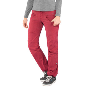 E9 Onda Slim Naiset Pitkät housut , punainen